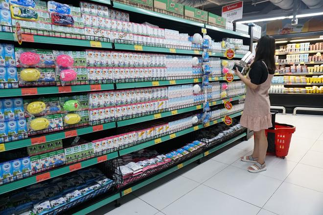 chất lượng sữa học đường